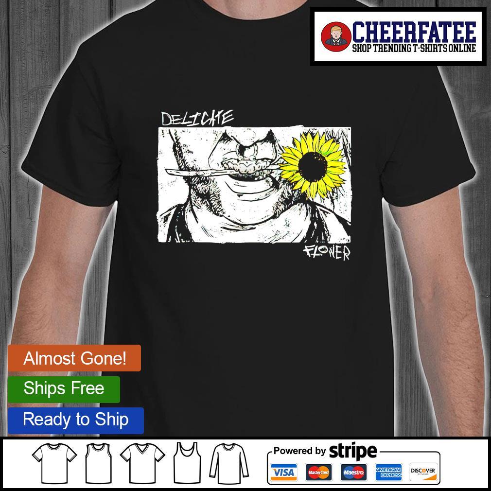 Atticus cogar delicate flower shirt