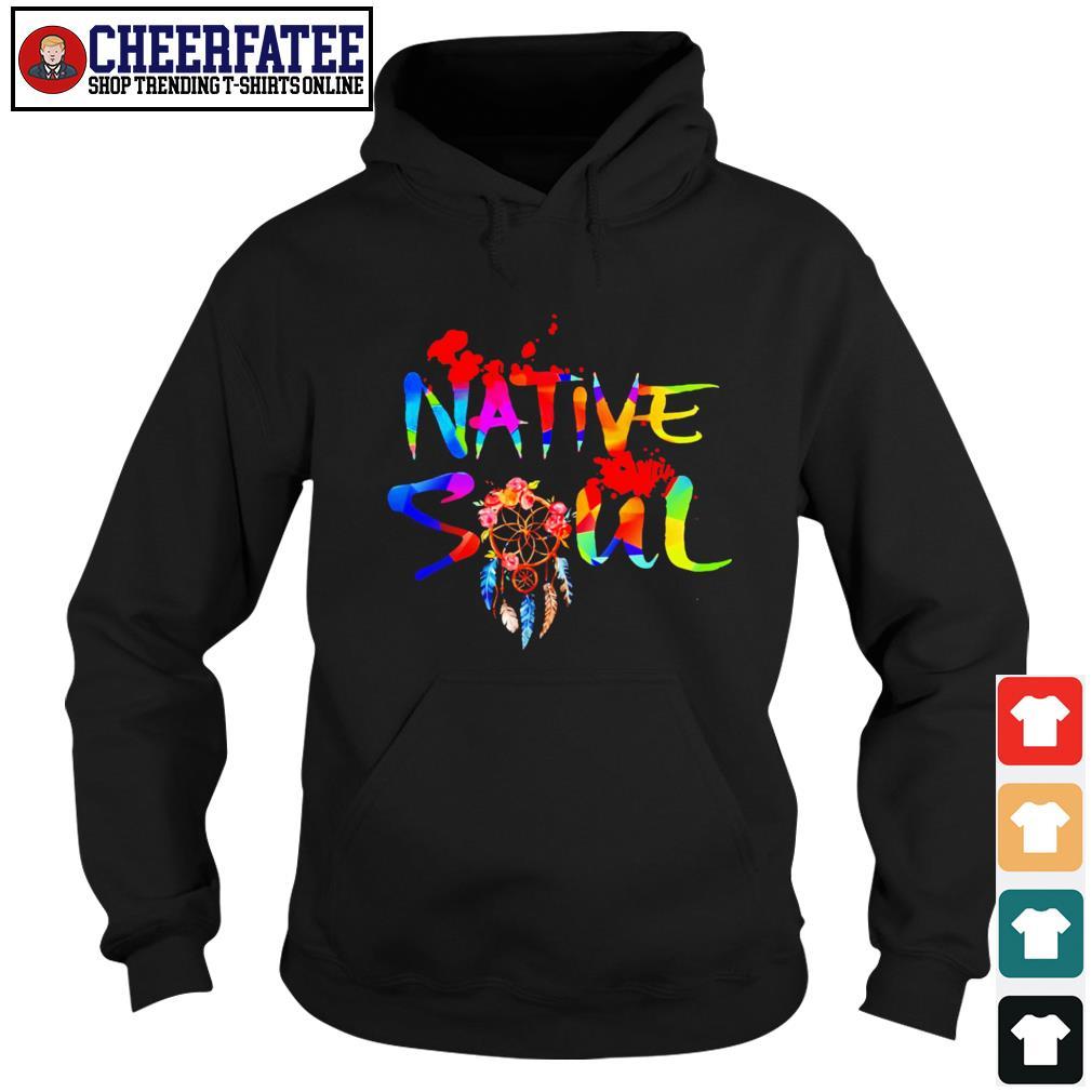 Native soul indian pride s Hoodie