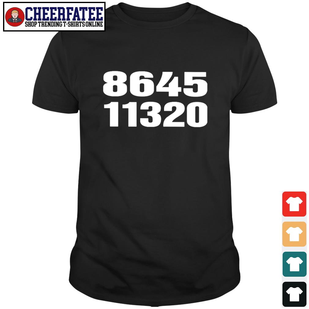864511320 vote out donald trump on election day shirt