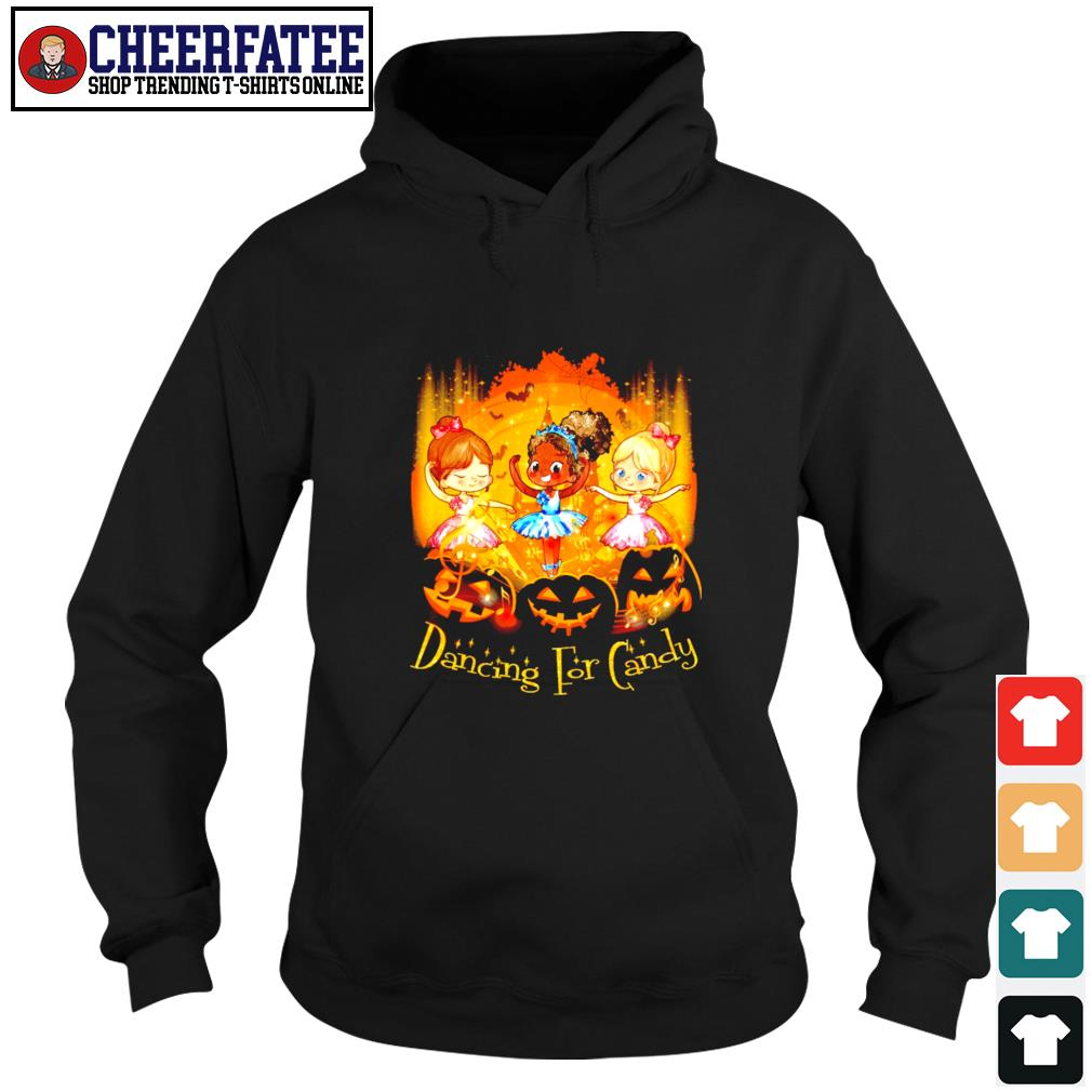 Ballet dancing for candy halloween s hoodie