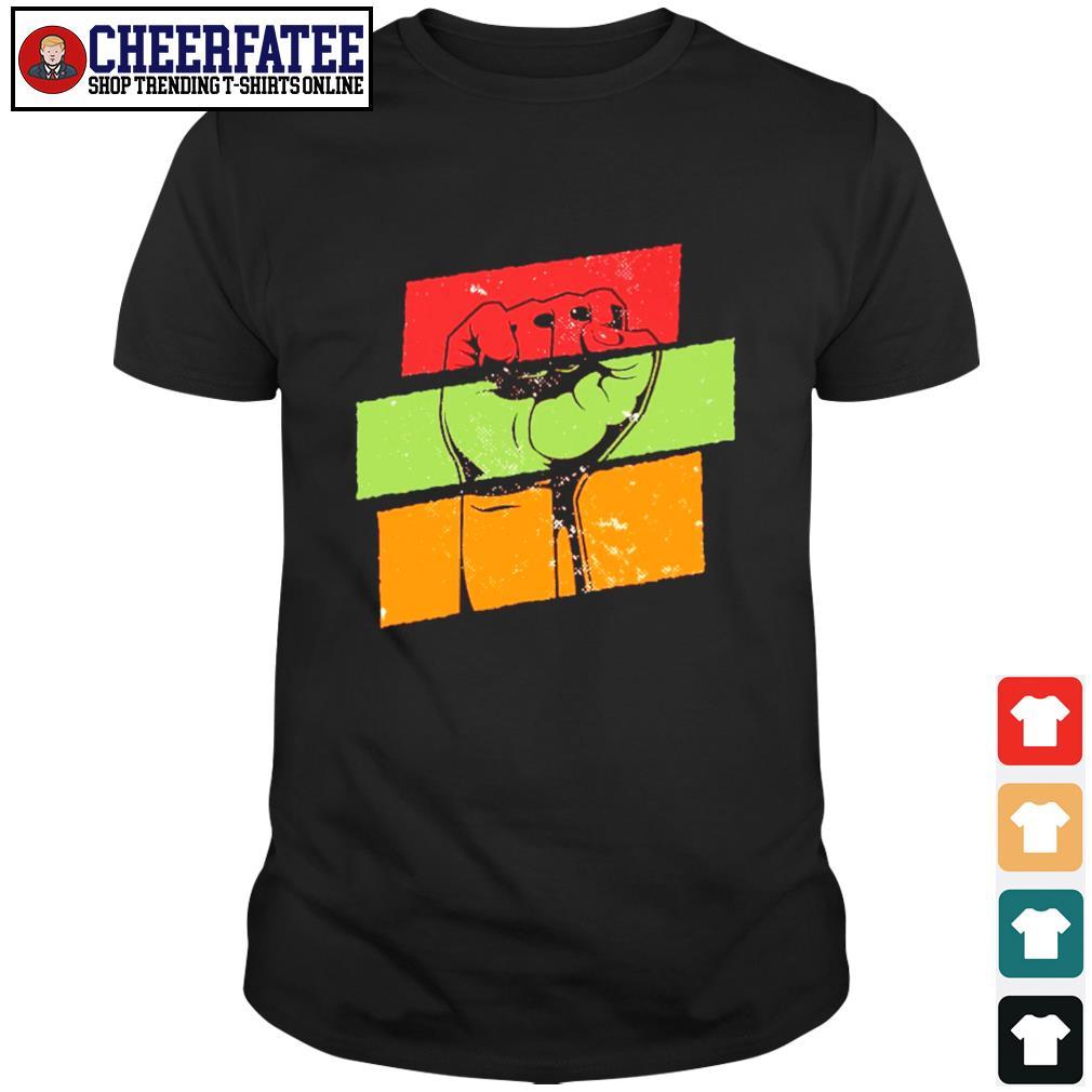Black live matter vintage shirt