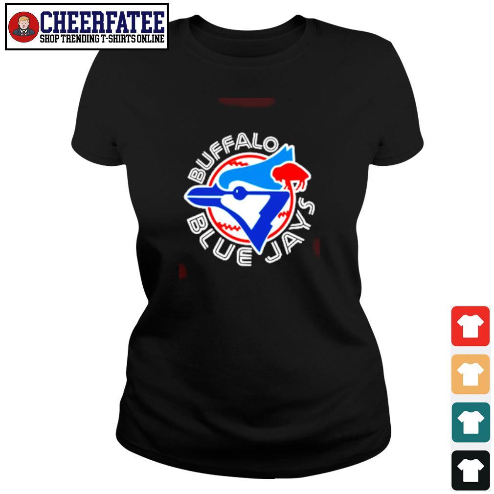 Buffalo blue Jays s ladies-tee