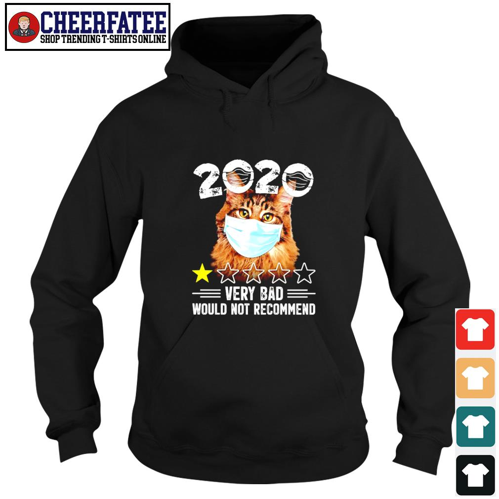 Cat mask 2020 very bad would not recommend s hoodie