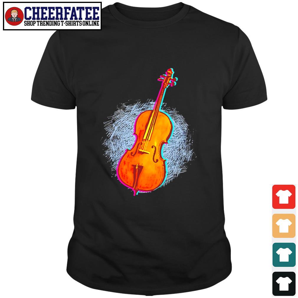 Cello retro neon shirt
