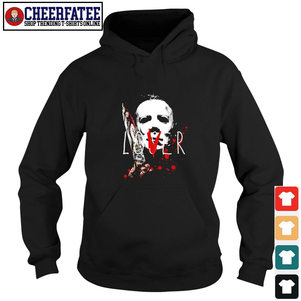 Michael Myers lover murr s hoodie