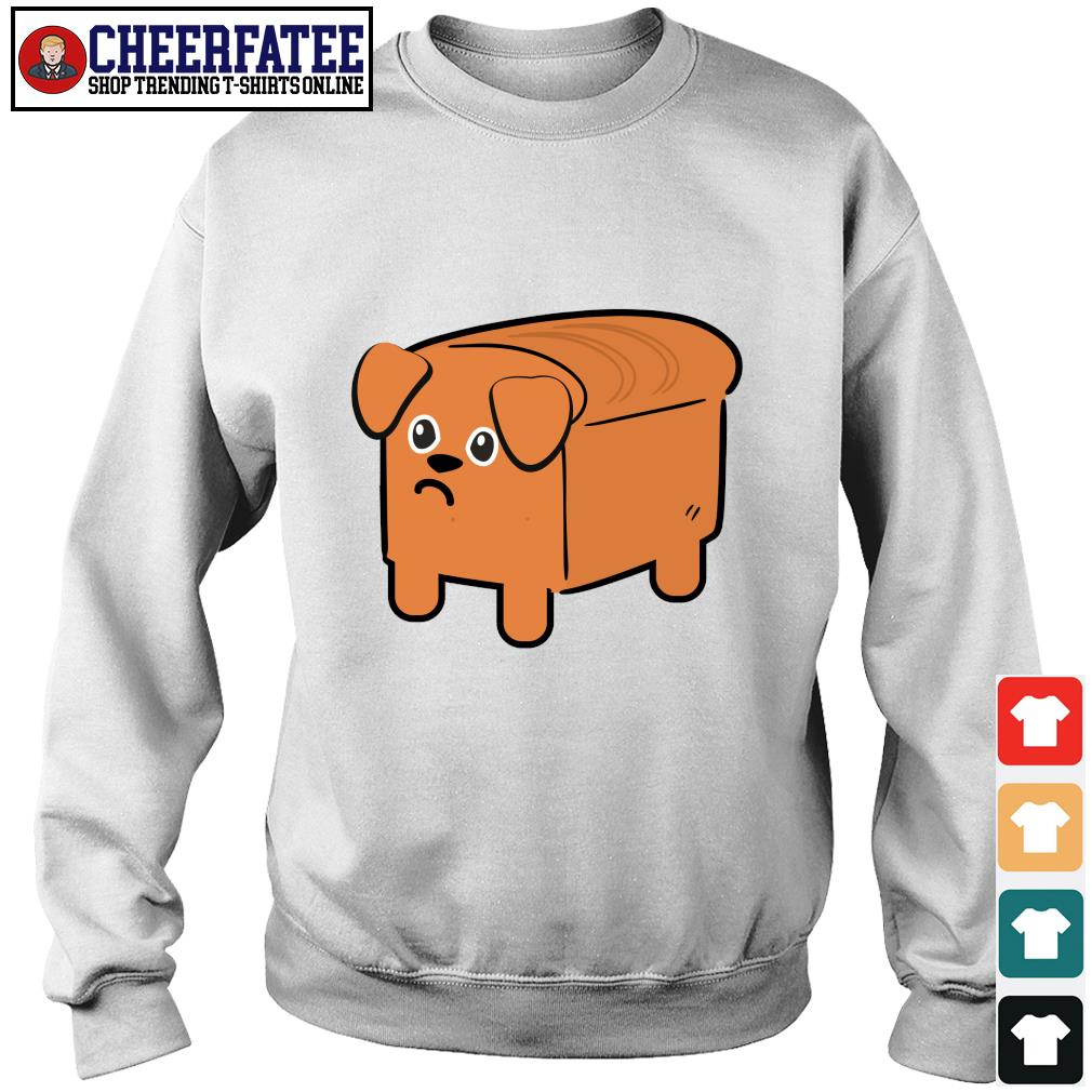 Milk bread dog cute s sweater