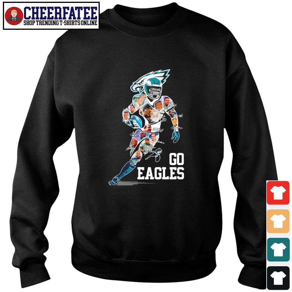 Philadelphia eagles go eagles signature s sweater
