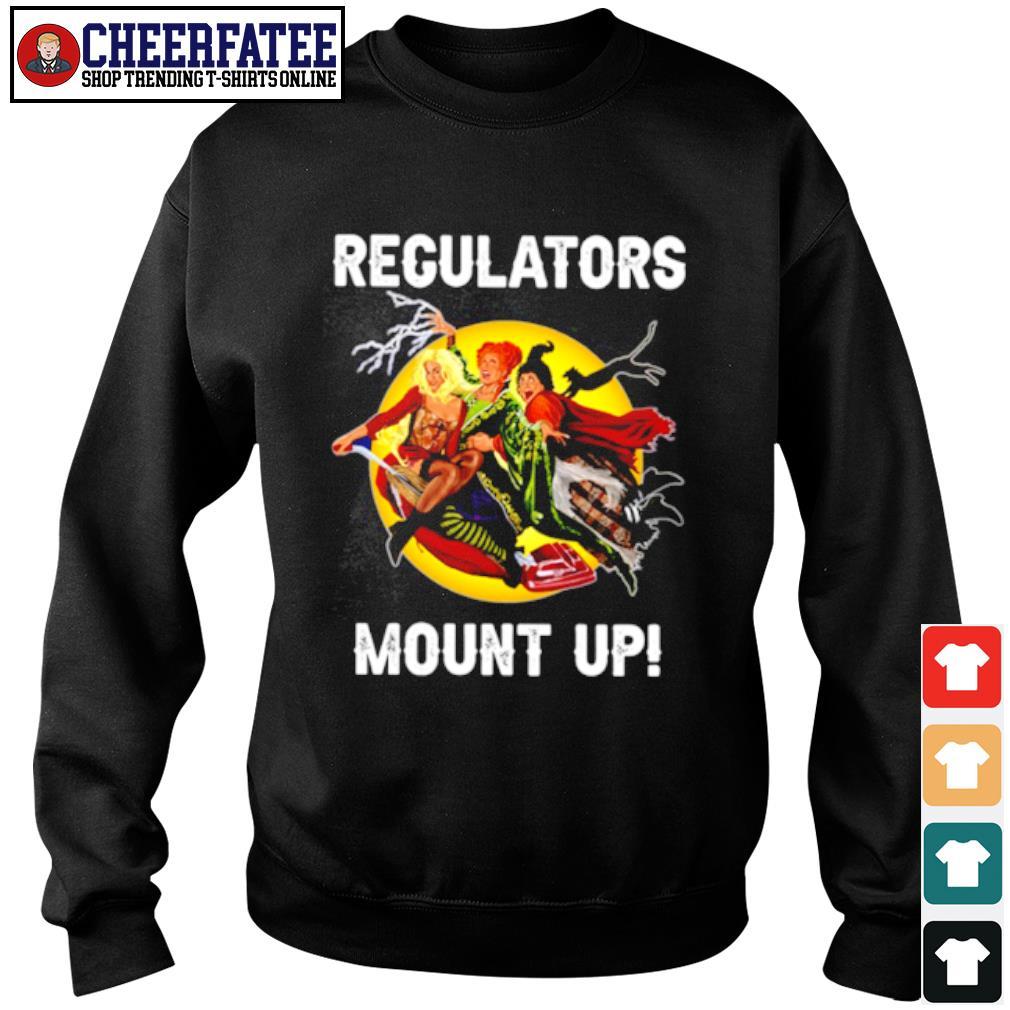 Regulators mount up s sweater