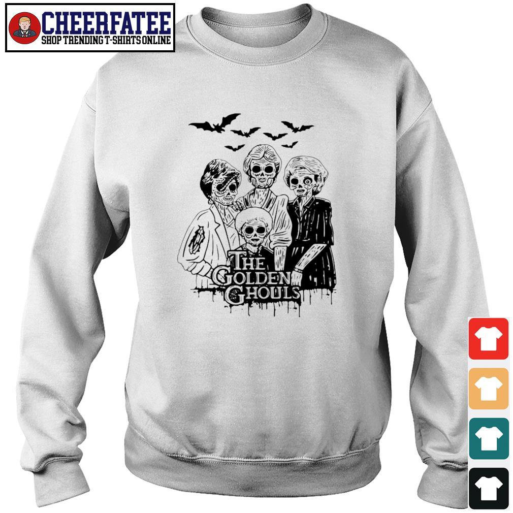 The golden ghouls halloween s sweater