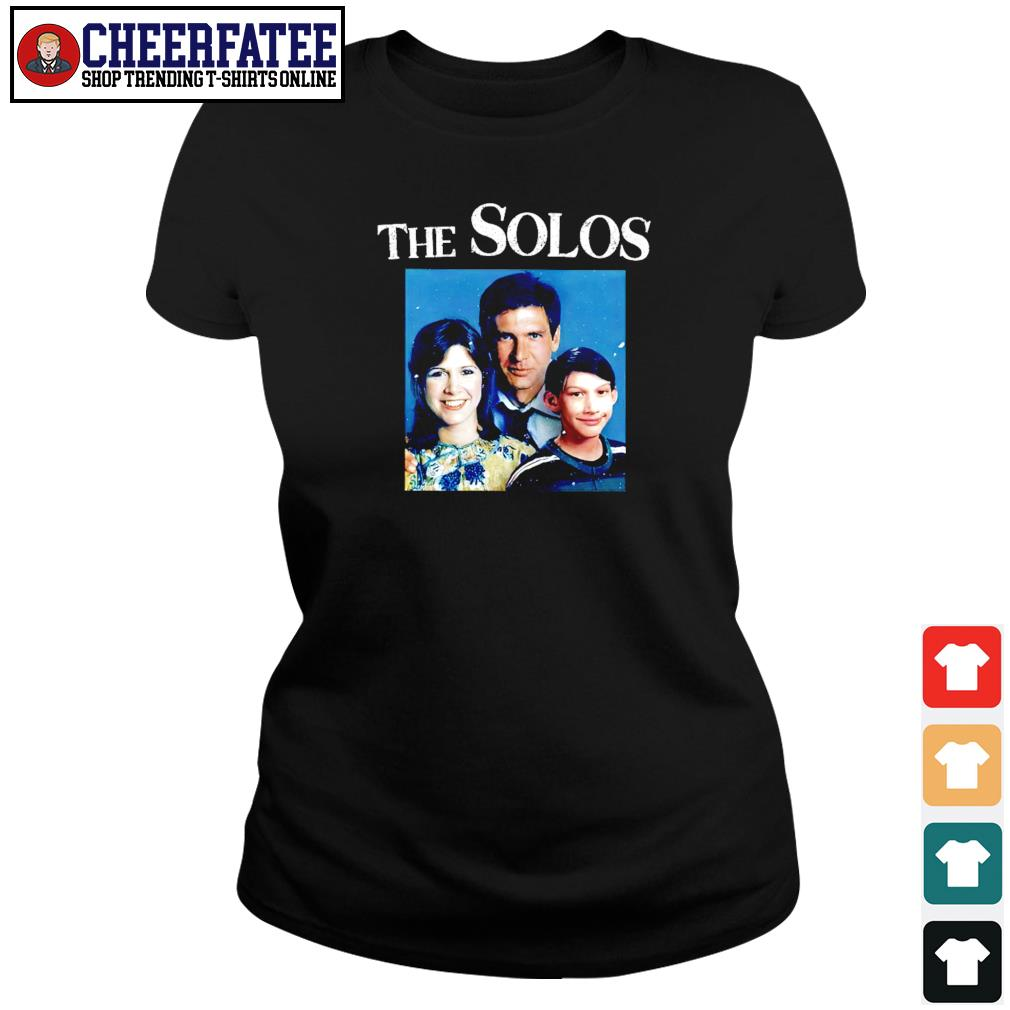 The solos family star war s ladies-tee