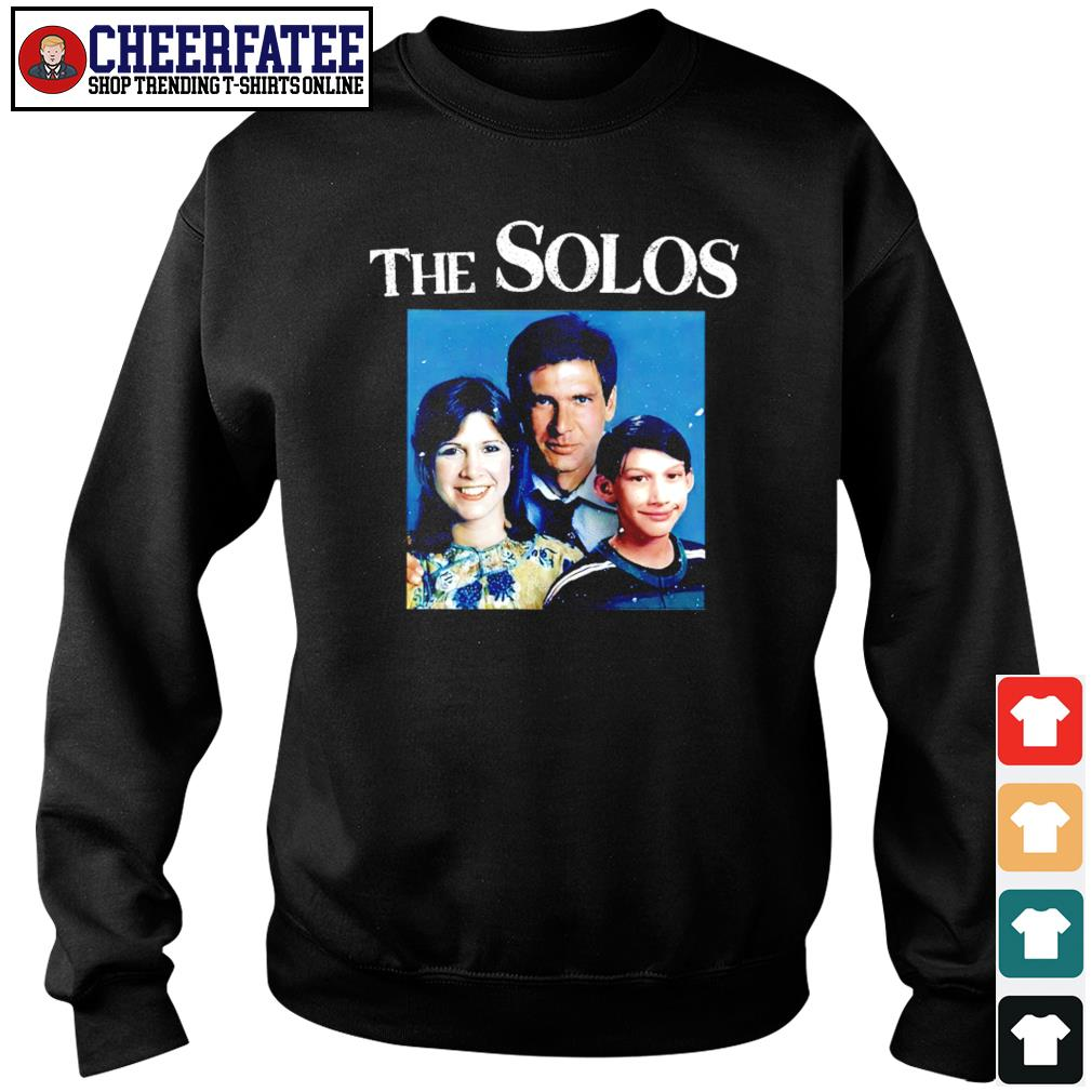 The solos family star war s sweater