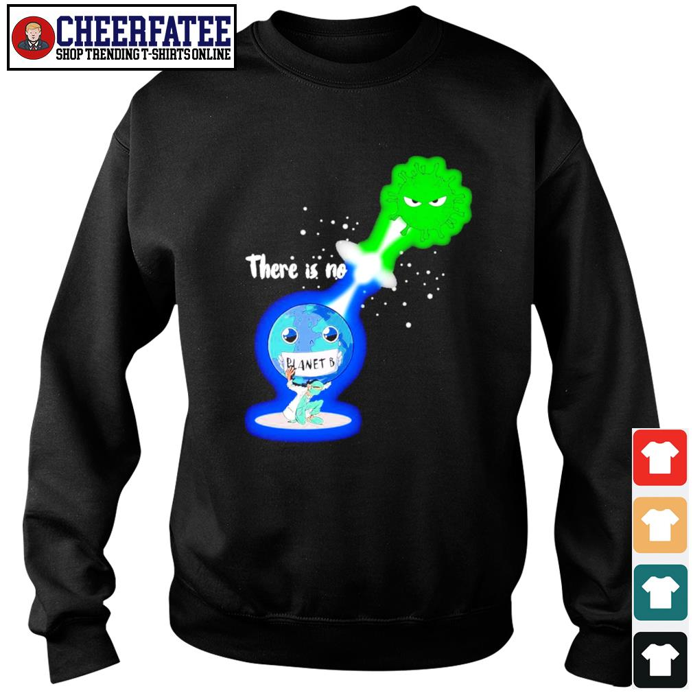 There is no planet B Kamehameha Covid -19 s sweater